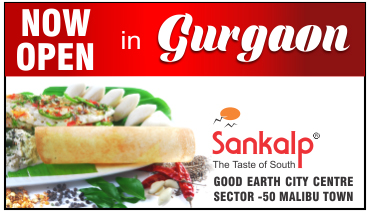 Sankalp Restaurant Gurgaon