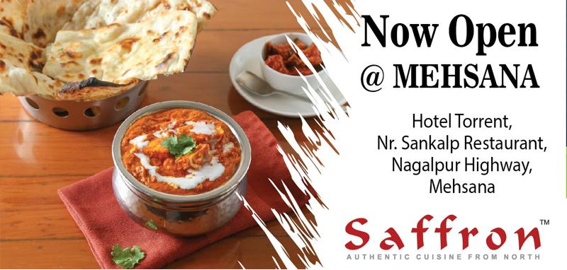 Indian Restaurant Franchise - Sankalp The Taste of South