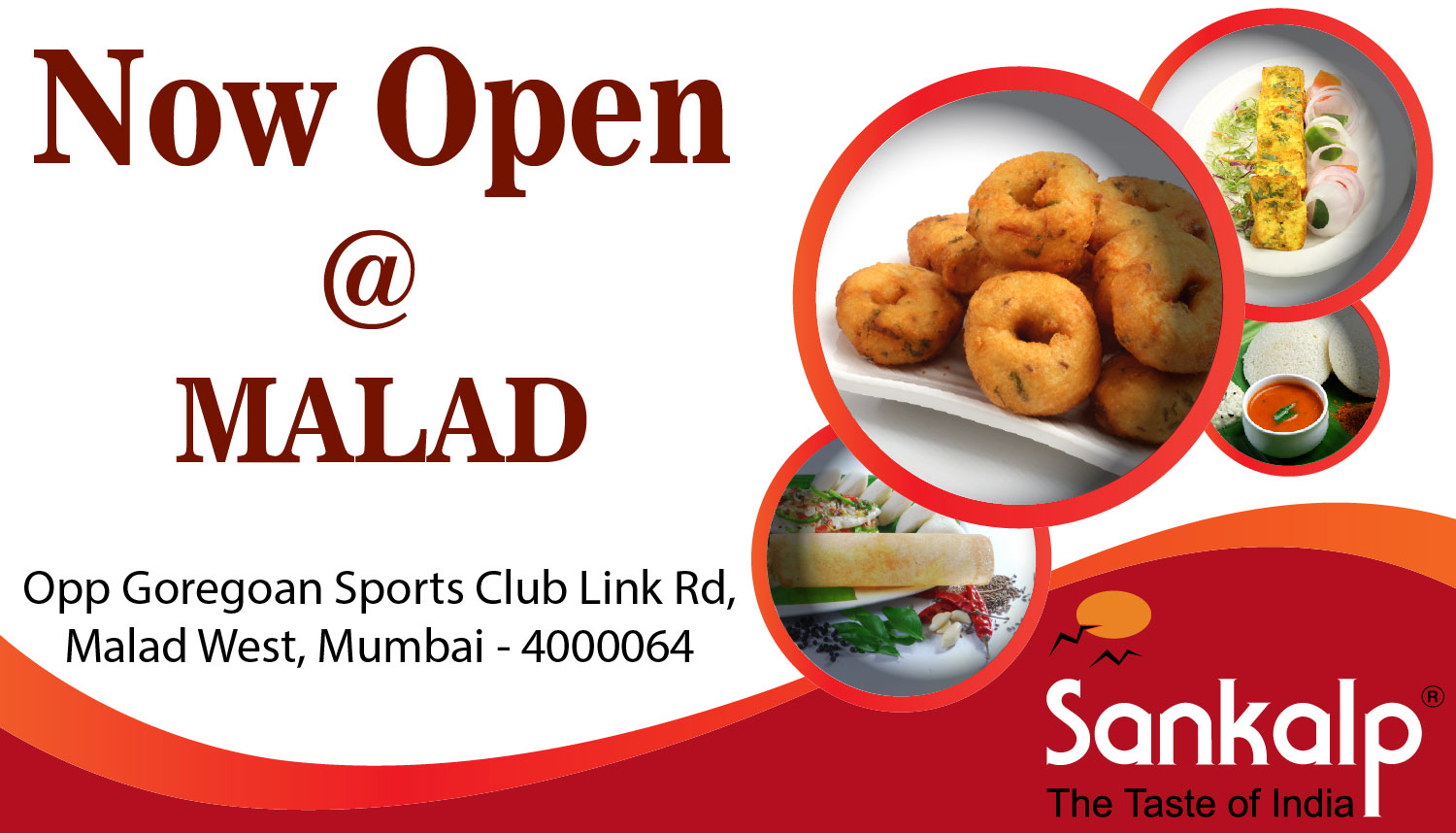 Sankalp The Teste of South –Malad
